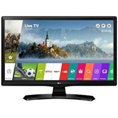 "Smart TV TV LED 28"" LG Netflix 28MT49S 2 HDMI"