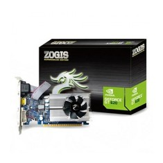 Placa de Video NVIDIA GeForce GT 620 2 GB DDR3 64 Bits Zogis ZOGT620-2GD3H