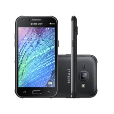 Smartphone Samsung Galaxy J1 4GB J100 5,0 MP 2 Chips Android 4.4 (Kit Kat) 4G 3G Wi-Fi