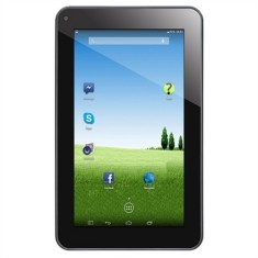 "Tablet DL Eletrônicos 8GB LCD 7"" Android 4.4 (Kit Kat) 2 MP E-Volution S"