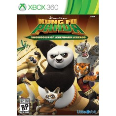 Jogo Kung Fu Panda: Showdown of Legendary Legends Xbox 360 Little Orbit