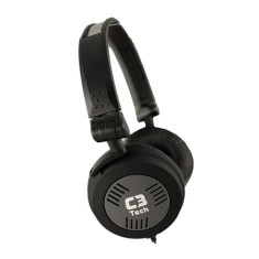 Headset com Microfone C3 Tech MI-2793RB