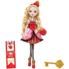 Boneca Ever After High Royal Apple White Mattel