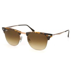 Óculos de Sol Unissex Retrô Ray Ban Clubmaster Light Ray RB8056