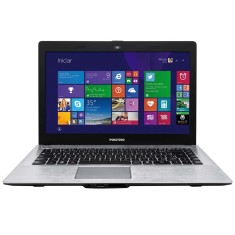 "Notebook Positivo Premium Intel Core i3 4005U 4ª Geração 8GB de RAM HD 1 TB 14"" Windows 10 Home XR7580"