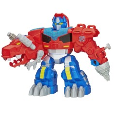 Boneco Transformers Rescue Bots Optimus Primal - Hasbro
