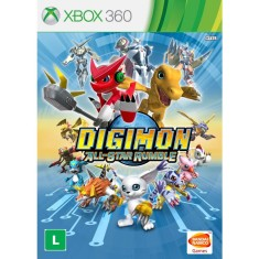 Jogo Digimon All-Star Rumble Xbox 360 Bandai Namco