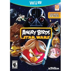 Jogo Angry Birds: Star Wars Wii U Activision