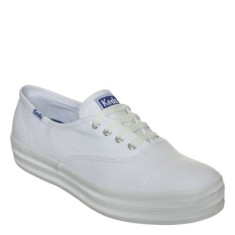 Tênis Keds Feminino Casual Triple Canvas
