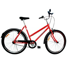 Bicicleta Monark Aro 26 Freio V-Brake New City