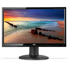 "Monitor LED 21,5 "" AOC Full HD E2223PWD"