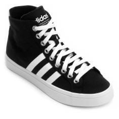 Tênis Adidas Masculino Casual Courtvantage Mid