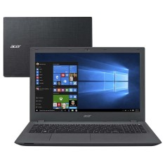 "Notebook Acer Aspire E5 Intel Core i7 6500U 6ª Geração 8GB de RAM HD 1 TB 15,6"" GeForce 940M Windows 10 Home E5-574G-75ME"