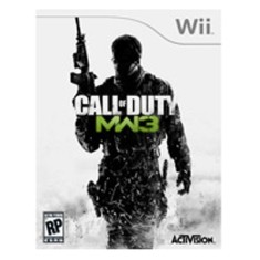 Jogo Call of Duty: Modern Warfare 3 (MW3) Wii Activision