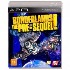 Jogo Borderlands: The Pre-Sequel! PlayStation 3 2K