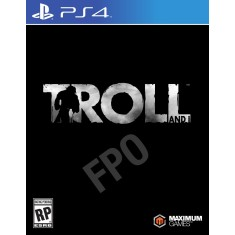 Jogo Troll & I PS4 Maximum Family Games