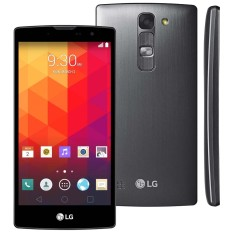 Smartphone LG Prime Plus 8GB H502F 8,0 MP 2 Chips Android 5.0 (Lollipop) 3G Wi-Fi