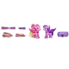 Boneca My Little Pony Twilight Sparkle & Princess Cadance Pop Hasbro