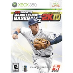 Jogo Major League Baseball 10 Xbox 360 2K