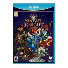 Jogo Shovel Knight Wii U Yacht Club Games