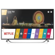 "Smart TV TV LED 70"" LG 4K Netflix 70UF7300 3 HDMI"