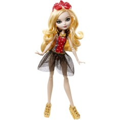 Boneca Ever After High Apple White Praia Encantada Mattel