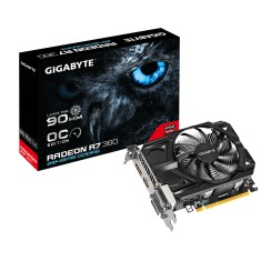 Placa de Video ATI Radeon R7 360 2 GB GDDR5 128 Bits Gigabyte GV-R736OC-2GD