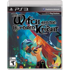 Jogo The Witch and The Hundred Knights PlayStation 3 NIS