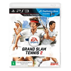 Jogo Gran Slam Tennis 2 PlayStation 3 EA