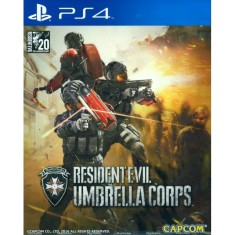 Jogo Umbrella Corps PS4 Capcom