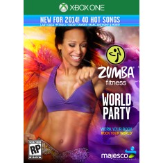 Jogo Zumba Fitness World Party Xbox One Majesco Entertainment