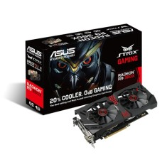 Placa de Video ATI Radeon R9 380X 4 GB GDDR5 256 Bits Asus STRIX-R9380X-OC4G-GAMING