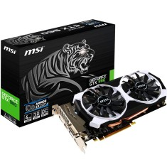 Placa de Video NVIDIA GeForce GTX 960 4 GB GDDR5 128 Bits MSI 912-V320-044
