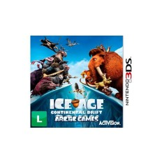 Jogo Ice Age Continental Drift Arctic Games Activision Nintendo 3DS