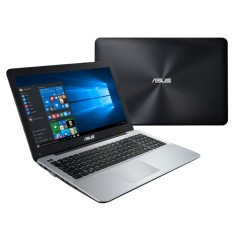 "Notebook Asus X Intel Core i5 5200U 5ª Geração 10GB de RAM HD 1 TB 15,6"" GeForce 930M Windows 10 Home X555LF"