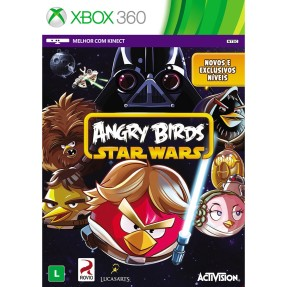 Jogo Angry Birds: Star Wars Xbox 360 Activision