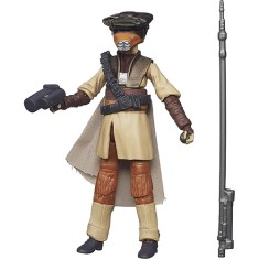 Boneco Princesa Leia Star Wars The Black Series A5077/B1059 - Hasbro