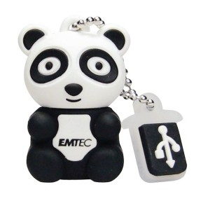Pen Drive Emtec Animals The Zoo 4 GB USB 2.0 M310