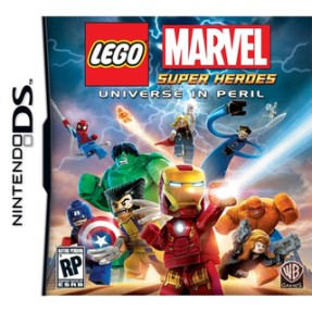 Jogo Lego: Marvel Super Heroes Warner Bros Nintendo DS