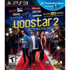 Jogo Yoostar 2: In the Movies PlayStation 3 Yoostar