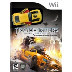 Jogo Transformers: Dark of the Moon Wii Activision