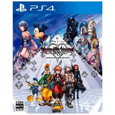 Jogo Kingdom Hearts HD 2.8 Final Chapter Prologue PS4 Square Enix