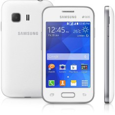 Smartphone Samsung Galaxy Young 2 Duos SM-G130M 4GB 3,0 MP 2 Chips Android 4.4 (Kit Kat) 3G Wi-Fi