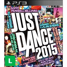 Jogo Just Dance 2015 PlayStation 3 Ubisoft
