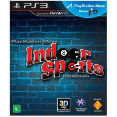 Jogo Indoor Sports Collection PlayStation 3 Sony