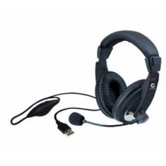 Headset com Microfone Leadership 1747