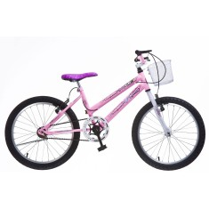 Bicicleta Colli Bikes Aro 20 Freio V-Brake July