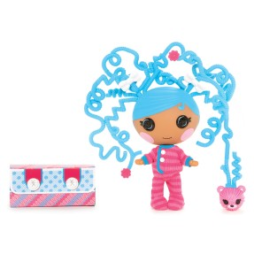 Boneca Lalaloopsy Silly Hair Bundles Snuggle Stuff Buba