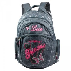 Mochila Escolar Luxcel Princess MJ48192PS