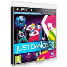 Jogo Just Dance 3 PlayStation 3 Ubisoft